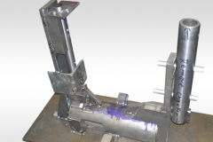 High Tolerance Weld Support Platform